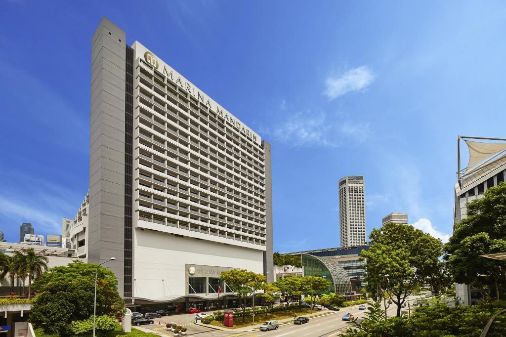 Marina Mandarin Hotel Singapore